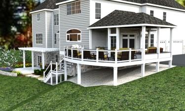 new Decks-Patios-Porches | BENT PALM